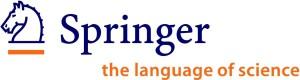 Springer Logo + Text